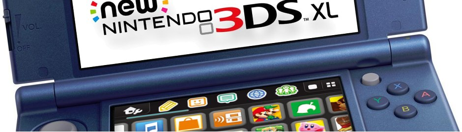 Handheld New Nintendo 3DS XL