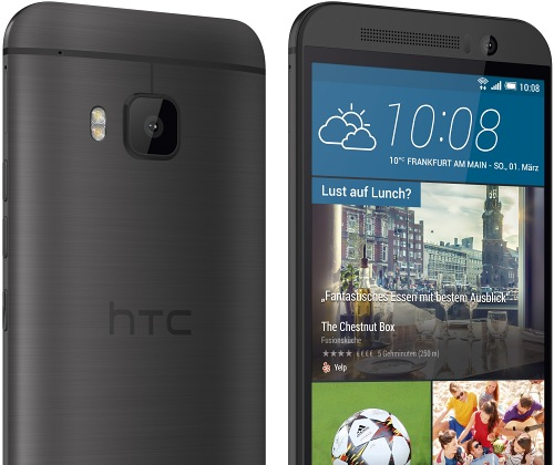 Phablet HTC One M9